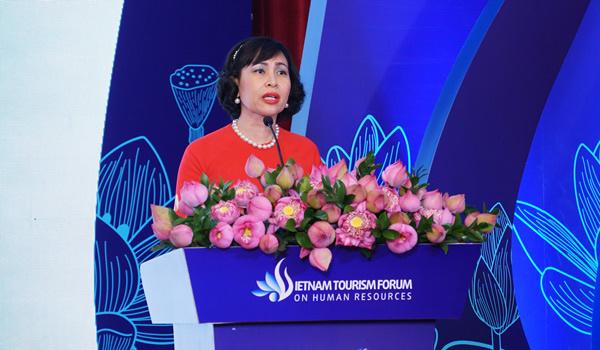 Giáo sư - Tiến sĩ Mai Hồng Quỳ - Hiệu trưởng Trường Đại học Hoa Sen.