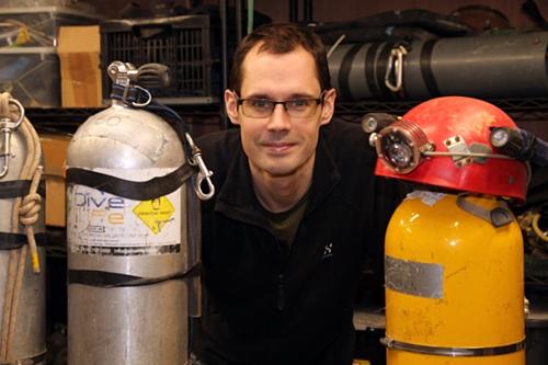 Chân dung 3 chuyên gia Anh lặn thám hiểm hang ngầm trong Sơn Đoòng