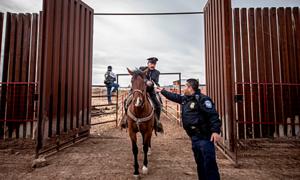 Nơi mỗi năm biên giới lại 'biến mất' một lần ở Mỹ