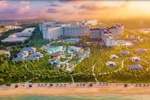 VinOasis Phú Quốc - Thiên đường nghỉ dưỡng tất cả trong một hoàn hảo cho cả gia đình (bài xin Edit)