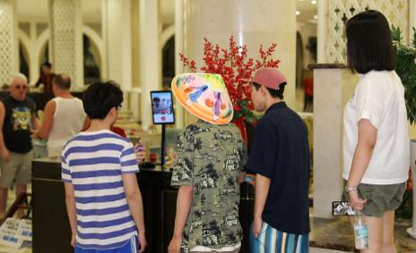 Khách sạn đầu tiên sử dụng công nghệ nhân dạng mặt du khách  - 3