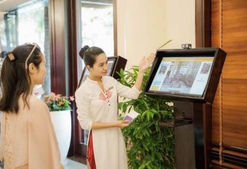 Khách sạn đầu tiên sử dụng công nghệ nhân dạng mặt du khách  - 1