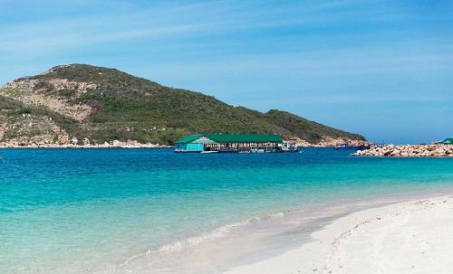 Tour du lịch biển Bình Ba mùa nắng nóng