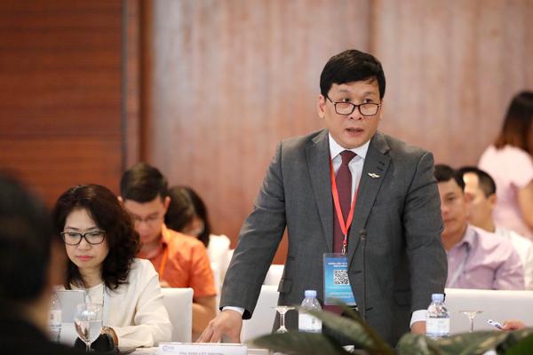 Ông Đinh Việt Phương - Phó tổng giám đốc Vietjet.