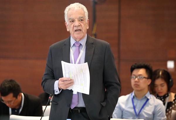 Ông Kenneth Atkinson - Chủ tịch Grant Thornton Việt Nam.