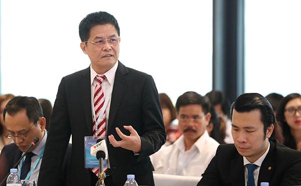 Ông Nguyễn Quốc Kỳ - Tổng giám đốc Vietravel.