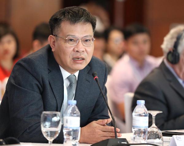 Ông Lương Hoài Nam, thành viên TAB.