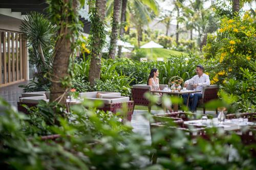 Club InterContinental có thể coi là một thiên đường riêng tư cho hoạt động nghỉ dưỡng và ẩm thực.
