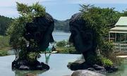 Hồ vô cực, điểm check-in mới nổi ở Đà Lạt