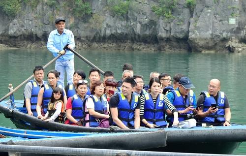 Tour mùa hè được tìm kiếm từ đầu tháng 4 và nở rộ từ giữa tháng 5. Ảnh: Minh Cương.