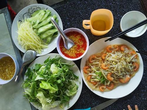 Các bữa ăn gia đình thường dao động từ 500.000 đồng đến 1 triệu đồng. Ảnh: NVCC.