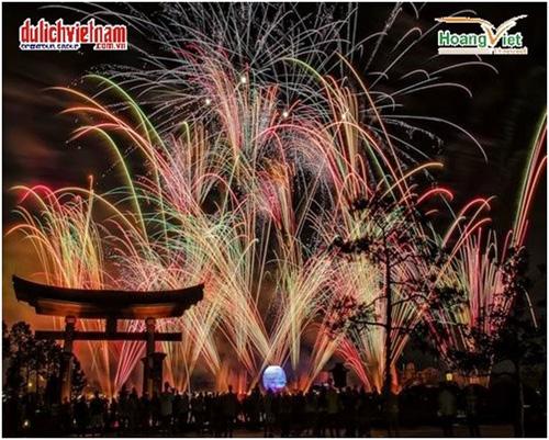 Dịp hè Nhật Bản có nhiều lễ hội.