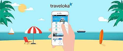 Người tham dự VnExpress Marathon 2019 có thể đặt vé máy bay, phòng khách sạn với giá ưu đãi qua ứng dụng Traveloka.