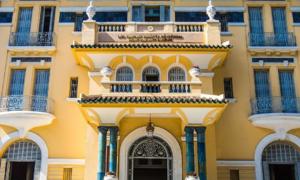 Khách Tây chấm điểm dinh thự 99 cửa của đại gia Sài Gòn xưa