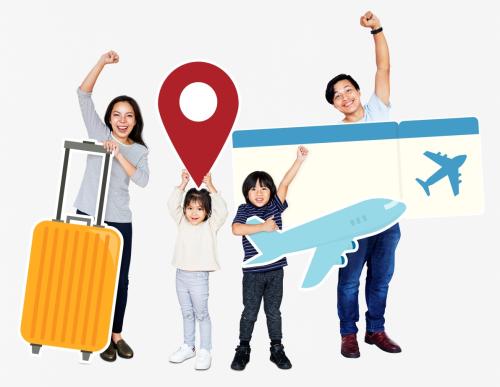 Chú ý kỹ về thời gian làm thủ tục, hành lý mang theo, những quy định về hàng không giúp bạn có chuyến bay đầu tiên suôn sẻ và thoải mái.