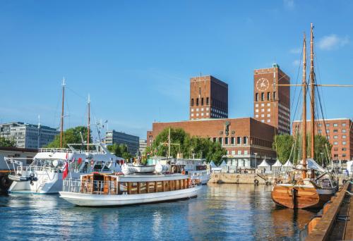 Thủ đô Oslo của Nauy lâu đời nhất khu vực Scandinavia.