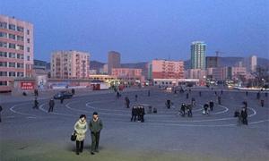 Thế giới lạ lẫm trong thành phố ít khách ghé thăm ở Triều Tiên