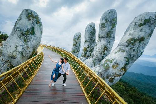 Đà Nẵng là điểm đến đầu tiên được giới thiệu trong chuỗi chương trình #HelloVietnam. Ảnh: Archdaily.
