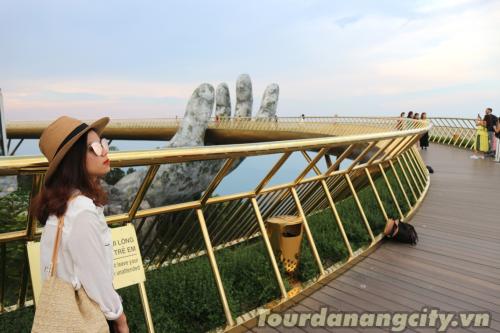 Đà Nẵng là địa điểm du lịch nổi tiếng trong nước.