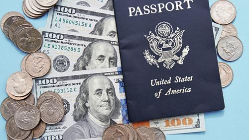 Khoản tiền thất lạc của hành khách được ví như khoản tip hậu hĩnh cho nhân viên TSA tại các sân bay đông đúc nhất tại Mỹ. Ảnh:iStock.