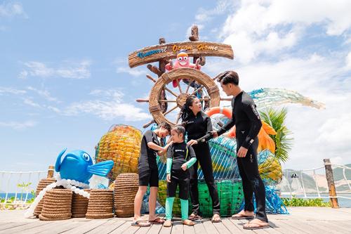 Ban tổ chức đặt ra mục tiêu, sau thời gian lưu trú ngắn tại các khách sạn, khu nghỉ dưỡng 5 sao Vinpearl, các em nhỏ sẽ được trang bị kỹ năng bơi cơ bản, thêm sự tự tin, giảm bớt cho bậc phụ huynh mối lo ngại về nguy cơ tai nạn sông nước.