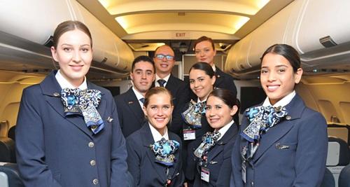 Những hành khách thô lỗ là điều tiếp viên ngán nhất mỗi khi gặp trên máy bay. Ở trên trời đâu có thể gọi được cảnh sát, một tiếp viên cho biết. Ảnh: Daily Sabah.