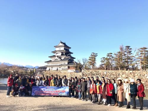 Vietravel tổ chức đa dạng các tour du lịch đến Nhật Bản.