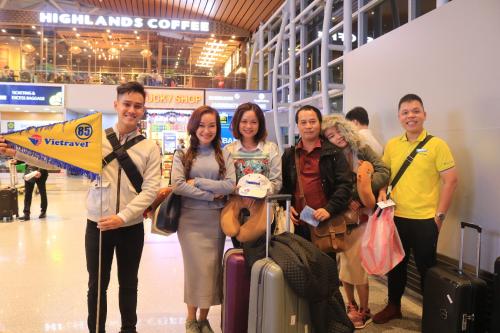 Vietravel ưu đãi cho tour thuê bao nguyên chuyến Đà Nẵng đi Nagoya - 2