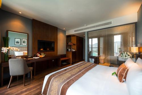 Ưu đãi nghỉ dưỡng tại khách sạn 5 sao ở Nha Trang - VnExpress Du lịch