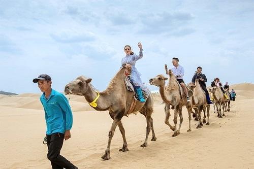Mùa hè là khoảng thời gian lý tưởng nhất để du lịch Nội Mông.