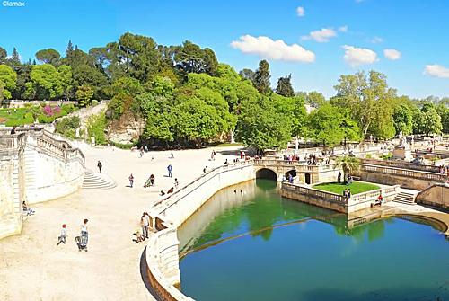 Công viênJardins de la Fontaine