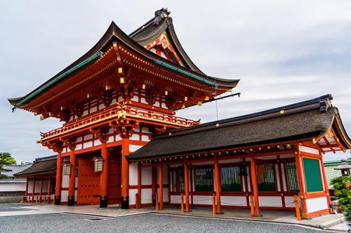 Chùa Todaiji - một trong những di sản của thế giới.
