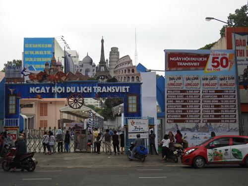 Ngày hội Du lịch TransViet sẽ được tổ chức vào lúc 8h - 21h ngày 20 và 21/7 tại Nhà văn hóa Thanh Niên, số 4A Phạm Ngọc Thạch, TP HCM