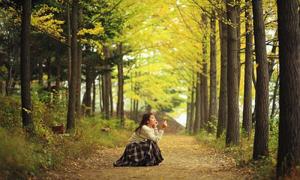 Bí kíp tạo dáng chụp ảnh đẹp trong mùa thu