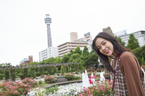 Nữ diễn viên Lê Chi sẽ chia sẻ kinh nghiệm và những điều thú vị khi tham gia trải nghiệm chuyến tham quan này tại Feel Japan In Vietnam 2019.