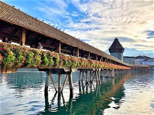 TST tourist giảm giá tour đi Thụy Sĩ, Áo đến 3 triệu đồng (T)