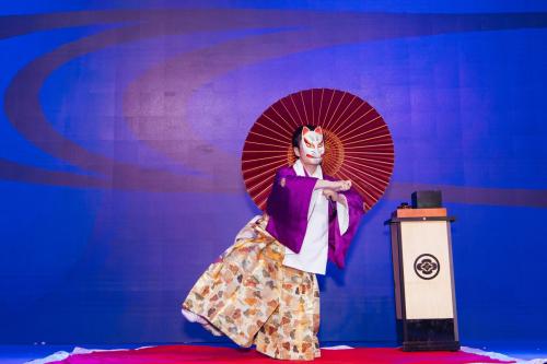 Quán quân Ảo thuật gia Châu Á 2015, anh Taijyu Fujiyama.
