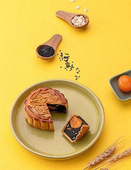 Dòng sản phẩm bánh trung thu của Annam Gourmet đa dạng hương vị, đáp ứng khẩu vị của nhiều đối tượng khách hàng.