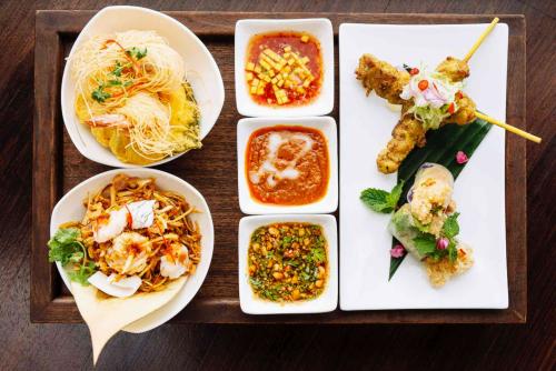Cách bày trí món ăn bắt mắt dành riêng cho mỗi thực khách tại Saffron, Laguna Lăng Cô