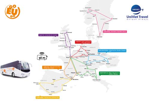 Du lịch Châu Âu chỉ với 2 triệu đồng/ngày – Còn được tặng SIM châu Âu. - page 2 - 1