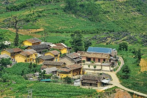Thôn homestay, Hà GiangẢnh: Nguyễn Chí Nam.