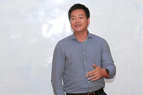 Ông Nguyễn Trung Công – CEO của iVivu.