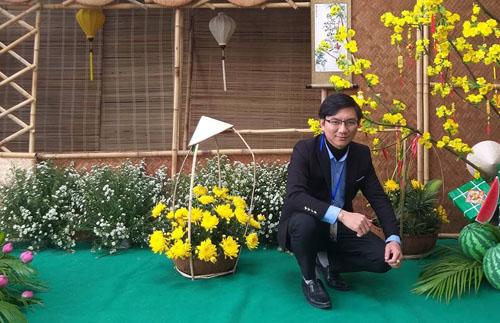 Anh Trường Nguyễn, quản lý một khách sạn 3 sao ở Đà Nẵng, mong muốn khách hàng hiểu và cảm thông với nhân viên và các lễ tân khách sạn hơn, để tất cả cùng có những trải nghiệm vui vẻ khi đi du lịch. Ảnh: NVCC.