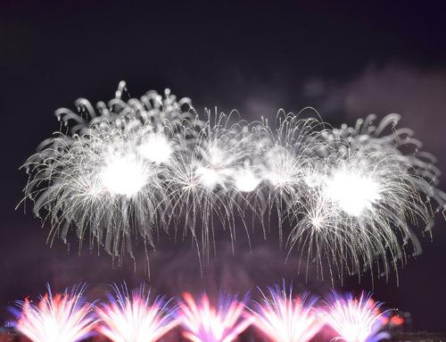Màn trình diễn pháo hoa rực rỡ ở tầm thấp sẽ được trình diễn ngay tại khuôn viênSun World Fansipan Legend. Ảnh: Nam Nguyễn.