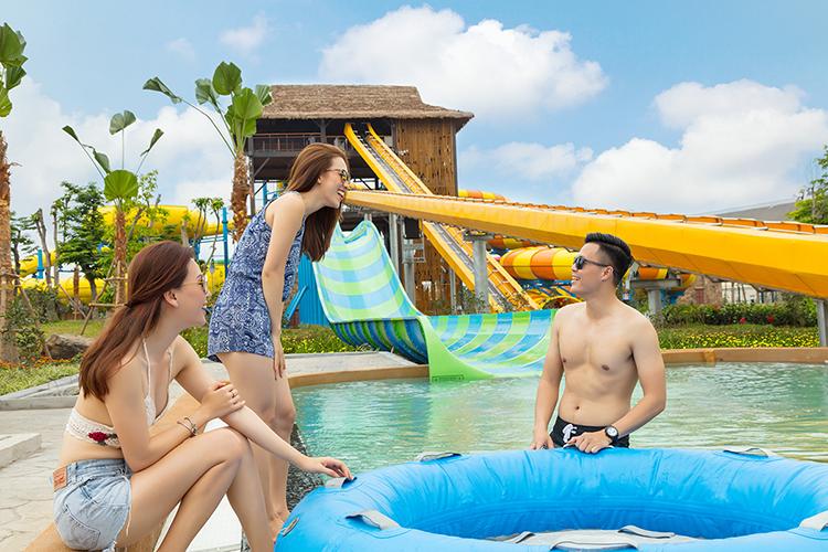 Sun World giảm giá vé vào công viên nước còn 100.000 đồng - 1