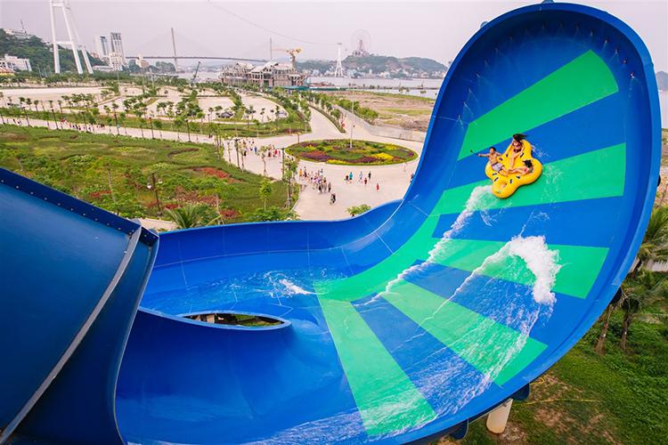 Sun World giảm giá vé vào công viên nước còn 100.000 đồng - 2