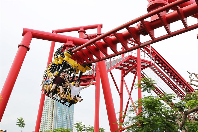 Sun World giảm giá vé vào công viên nước còn 100.000 đồng