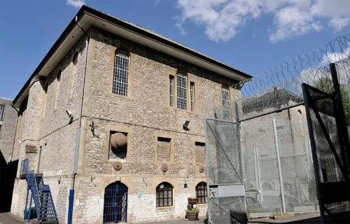 Shepton Mallet là nhà tù lâu đời nhất ở Anh. Ảnh: Sun.