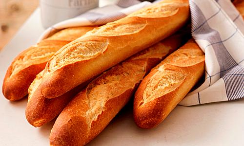 Bánh mì baguette - niềm tự hào của ẩm thực Pháp