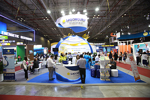 Ngoài các gian hàng giới thiệu sản phẩm du lịch, ITE 2019 còn có nhiều hội thảo, sự kiện chuyên đề.